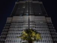 Lucia Colombo Jin Mao Tower during night.1